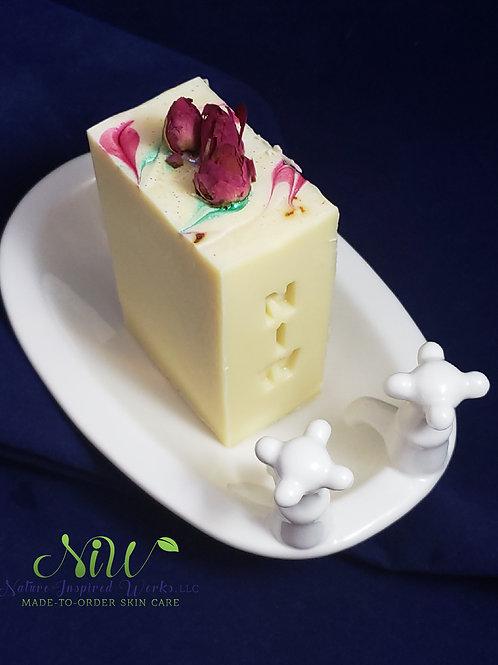 Rose Vine Ladies Luxury Bar Soap
