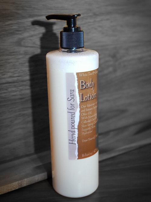 16oz. Moisturizing Body Lotion w/Humectants
