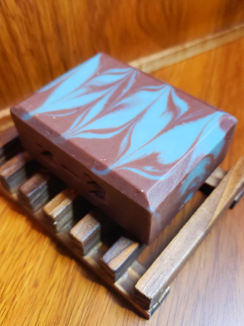 Beau Men's Handcrafted Luxury Bar Soap