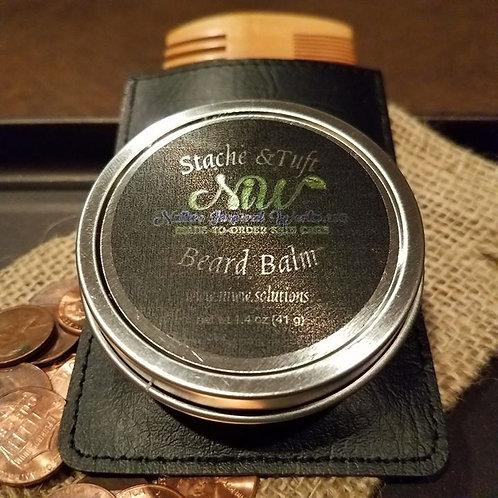 Stache & Tuft Beard Balm, 2 oz.