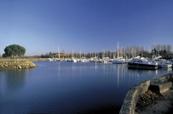 Port de plaisance Le Teich