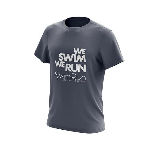 T-shirt Homem Swimrun Portugal