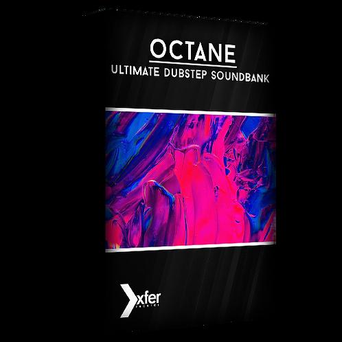 Octane Ultimate Dubstep Soundbank
