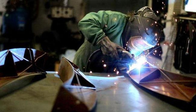 welding, metalwork