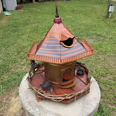 Birdhouse 2- Moonshine manor