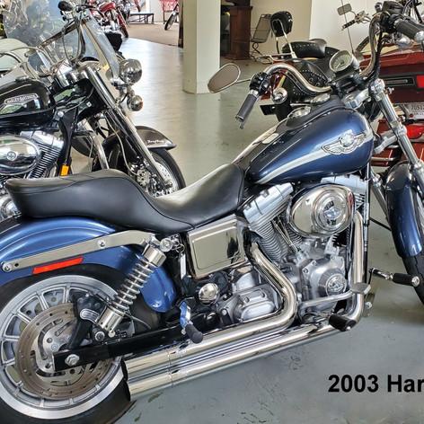 2003 Harley Dyna
