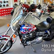 1993 Harley Dyna Wideglide 88 CI  (1450c