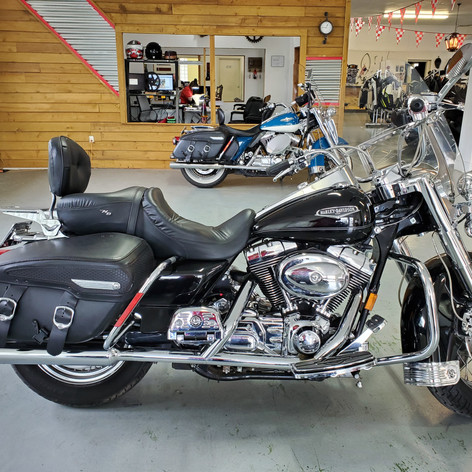 2006 Harley Road King