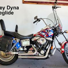 1993 Harley Dyna Wideglide