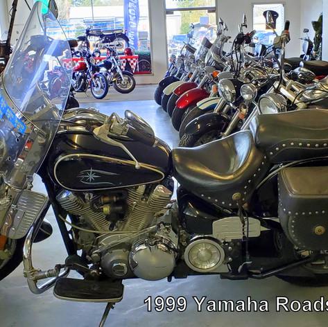 Yamaha Roadstar 1600cc   (3713)   RXM