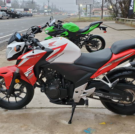 2015 Honda CB500F   (0334)   RXM