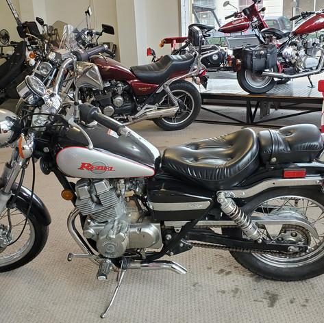 2004 Honda Rebel 250cc