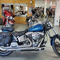 2016 Harley Heritage Softail