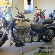 2006 Yamaha Roadstar 1700cc