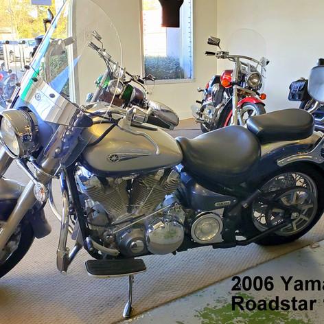 2006 Yamaha Roadstar 1700cc     (1487)