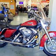2007 Harley Road King 103 CI   (1700cc)