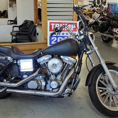 1998 Harley Superglide   (4113)   RXM