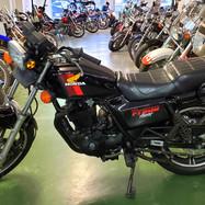 1982 Honda Ascot 500cc