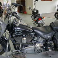 2015 Harley Heritage Softail  103 CI  (1
