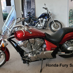 2010 Honda Fury Sabre 1300cc