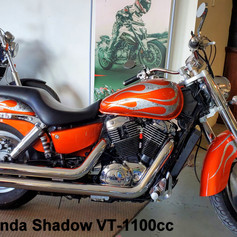 2003 Honda Shadow VT-1100cc