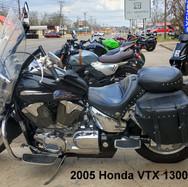 2005 Honda VTX 1300R
