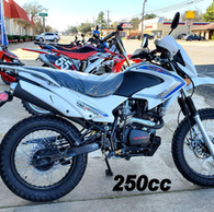 TAO 250cc Dirt Bike (TBR 7)