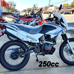 TAO 250cc Dirt Bike (TBR 7)