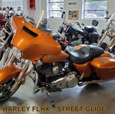 2014 HARLEY FLHX STREET GLIDE.      (1382)      RXM