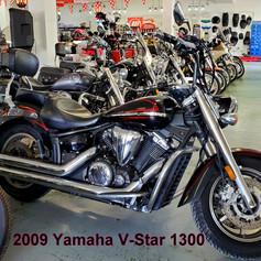 2009 Yamaha V-Star 1300cc
