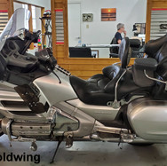 2005 Honda Goldwingwith or without Trailer.
