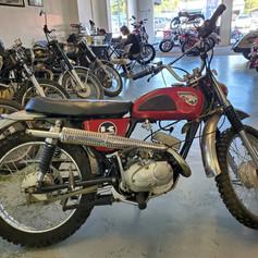1968 Kawasaki CS 120cc