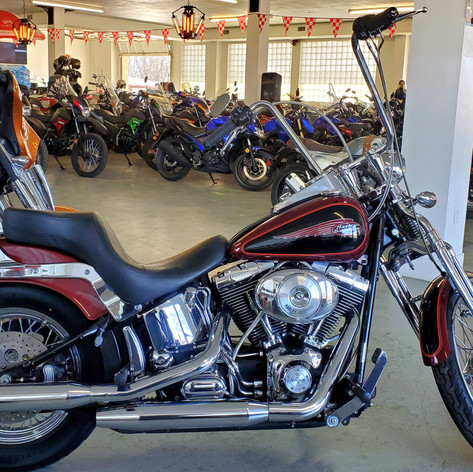 2002 Harley Softail Springer