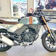 2020 American Lifan KP Master 200cc