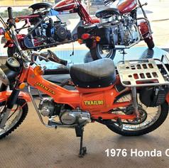 1976 Honda CT-90_