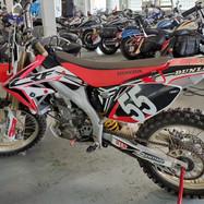 2007 Honda CRF 450cc
