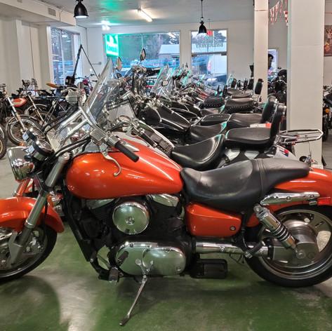 2005 Kawasaki Mean Streak 1600cc
