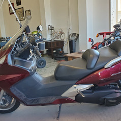 2009 Honda Silverwing 650cc Scooter