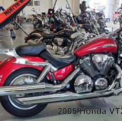 2005 Honda VTX 1800