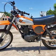 1979 Yamaha TT-500cc