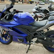 2020 Yamaha YZF-R3  (300cc)