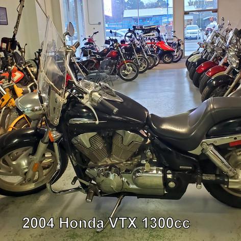 2004 Honda VTX 1300cc