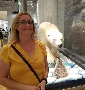 Jen with polar bear.jpg