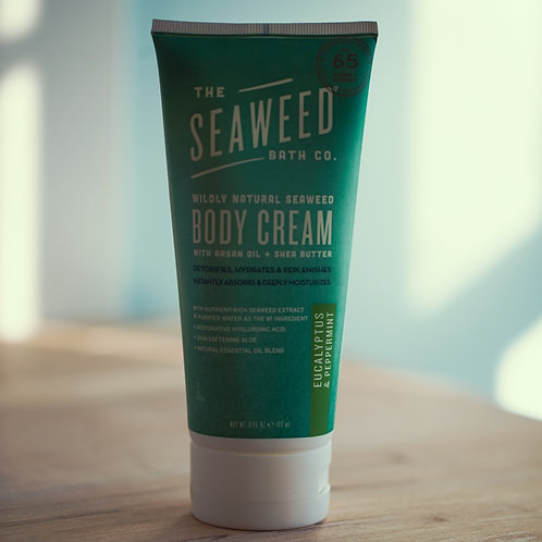Seaweed Bath Company Body Cream