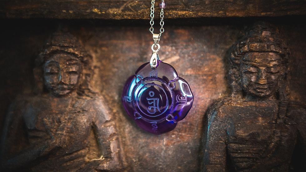 I 5 Buddha Dhyani Ametista | Protezione totale