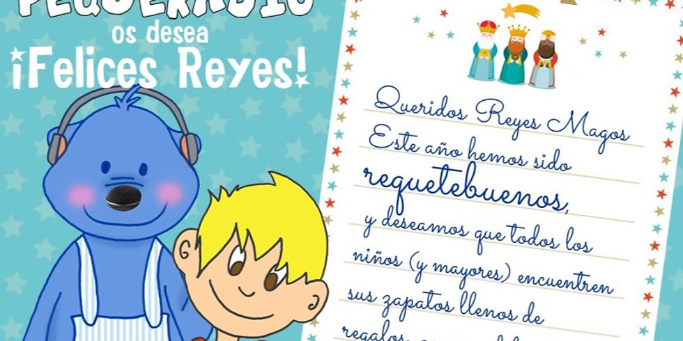 -Gran Fiesta Reyes Magos Pequeradio-