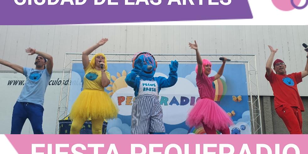 CIUDAD DE LAS ARTES-FIESTA PEQUERADIO
