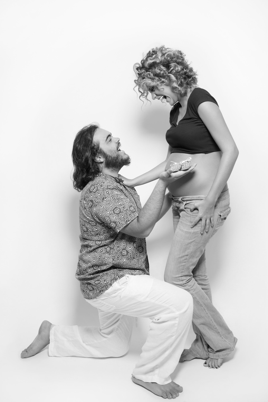 Francisco Gil e a Modelo Internacional Laura Fernandez
