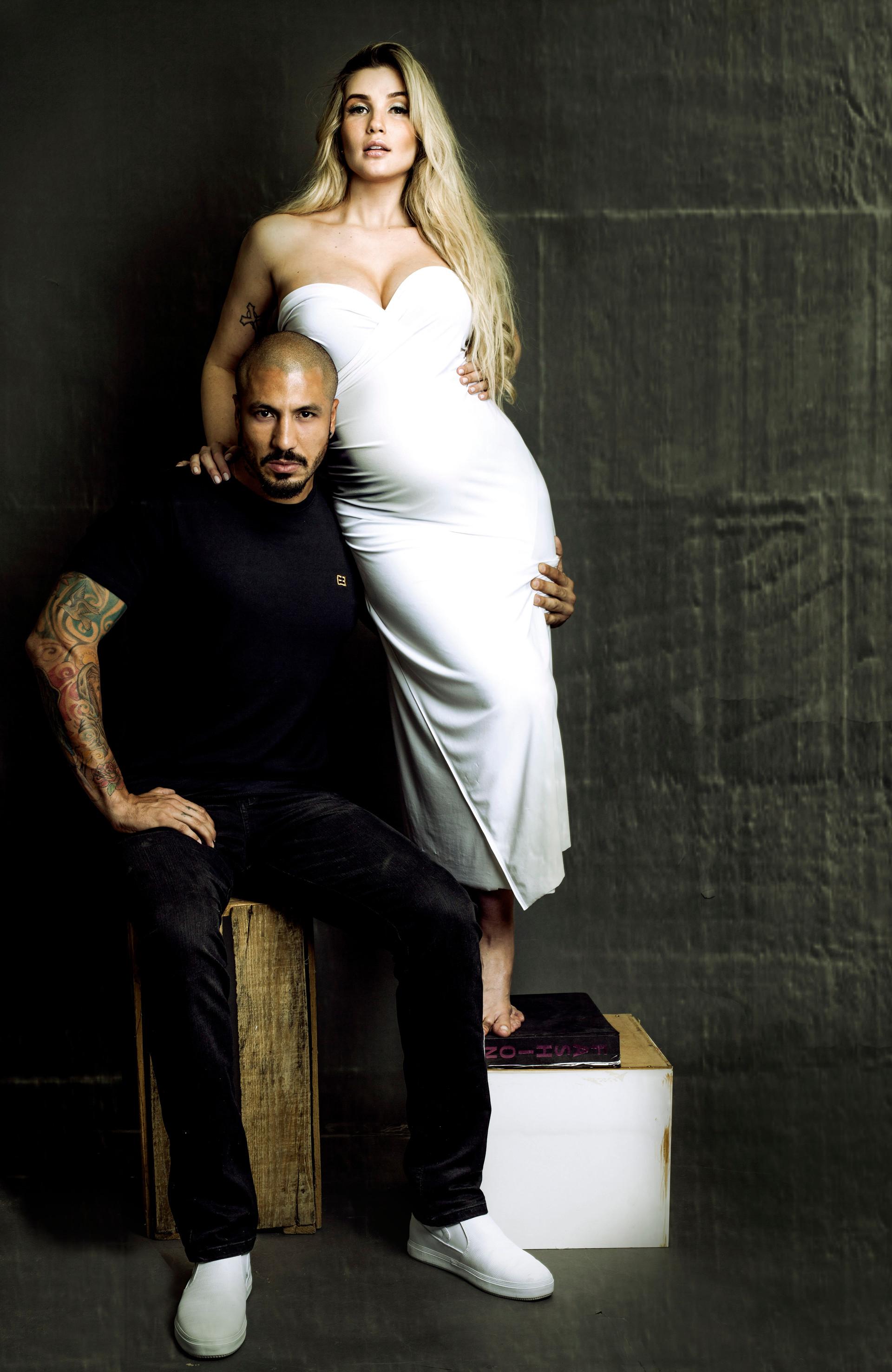 Aline Gotschalg  & Fernando Medeiros