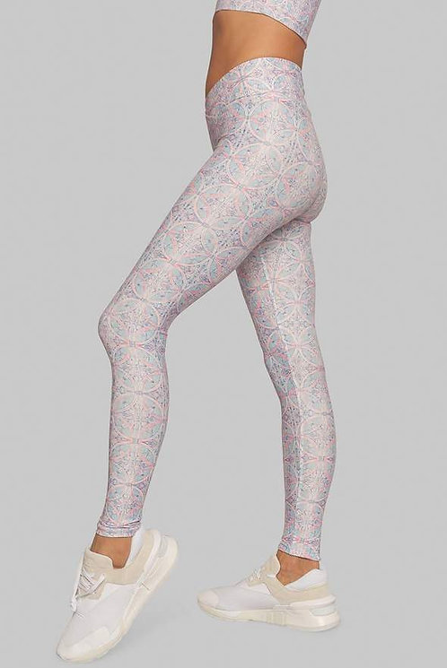 Riviera Ruched Crossover Legging